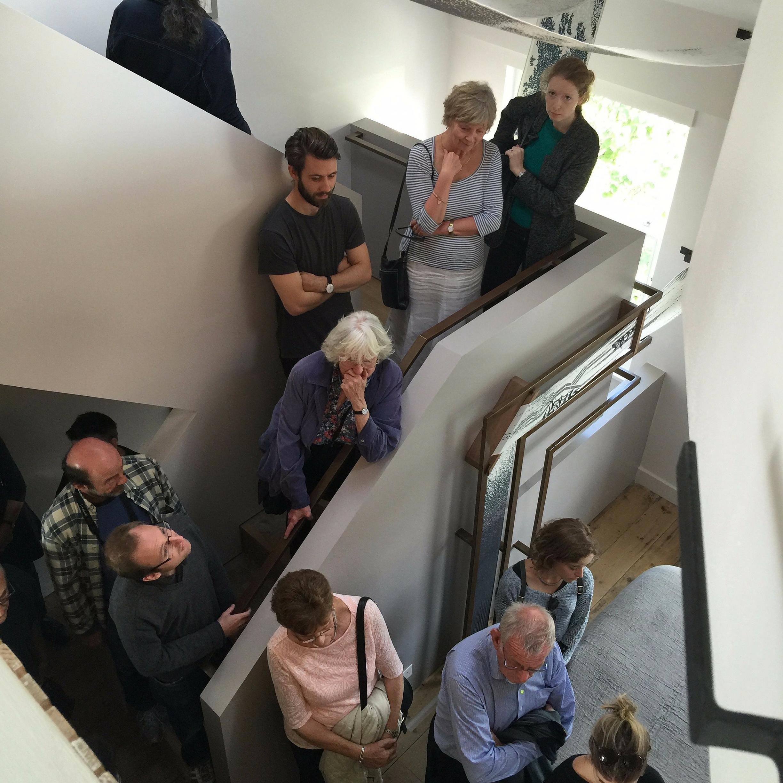 Patrick Lewis - Brackenbury - Stair Shot
