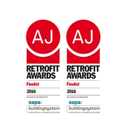 AJ Retrofit Awards 2016 Finalist